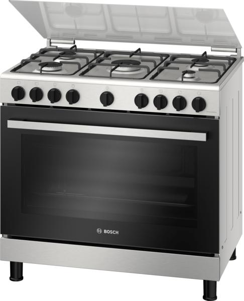BOSCH 90cm Gas Cooker HGV1E0U50M