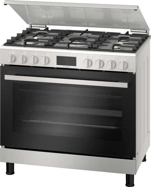 BOSCH 90cm Gas Cooker HGW3ASQ50M