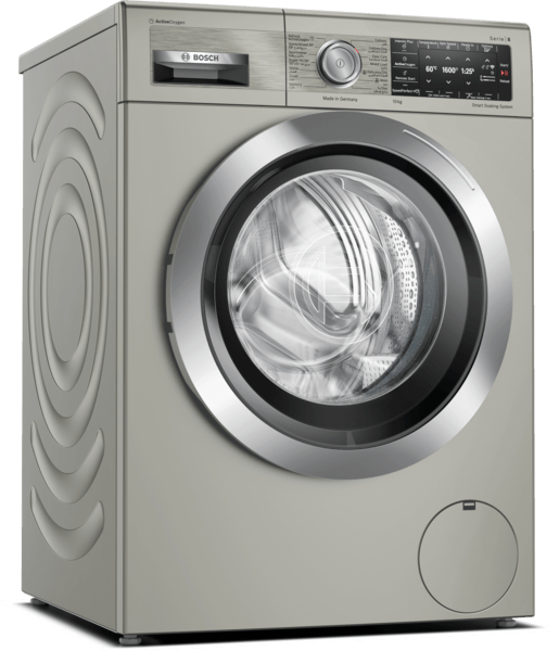 BOSCH 9 Kg Front Load Washing Machine WAX32FHXGC