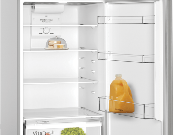 BOSCH 485 Litres Top Freezer Refrigerator KDN55NL20M