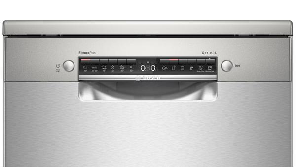 BOSCH 6 Programmes Dishwasher SMS4HMI26M