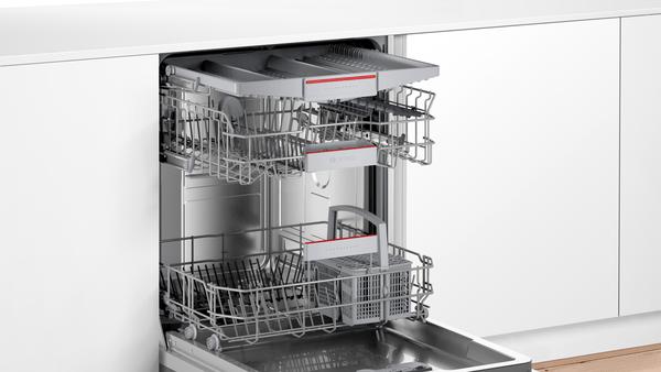 BOSCH 8 Programmes Dishwasher SMV4HMX26M