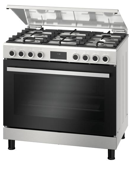 BOSCH 90cm Gas Cooker HGX5H0W50M