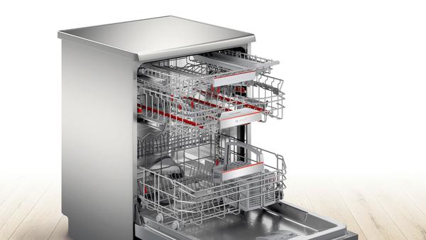 BOSCH 8 Programmes Dishwasher SMS8ZDI48M
