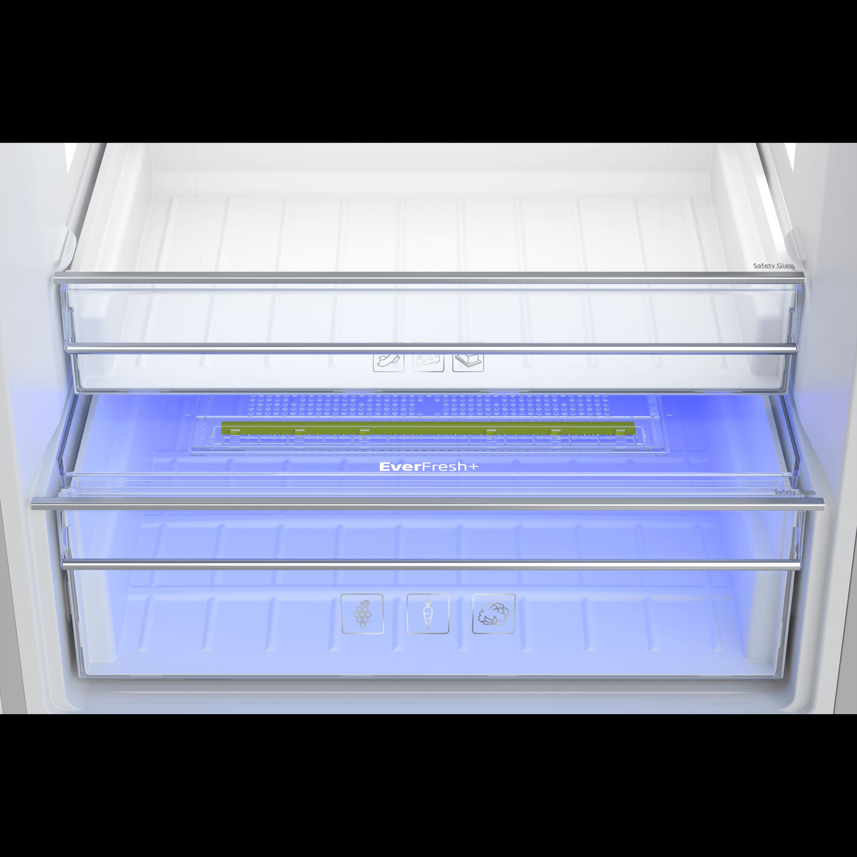 BEKO 520 Liter Bottom Freezer Refrigerator RCNE520E21PX