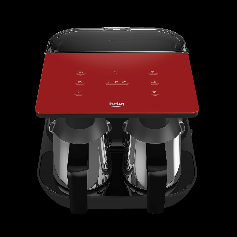 BEKO Turkish Coffee Machine Double Pot TKM8961K