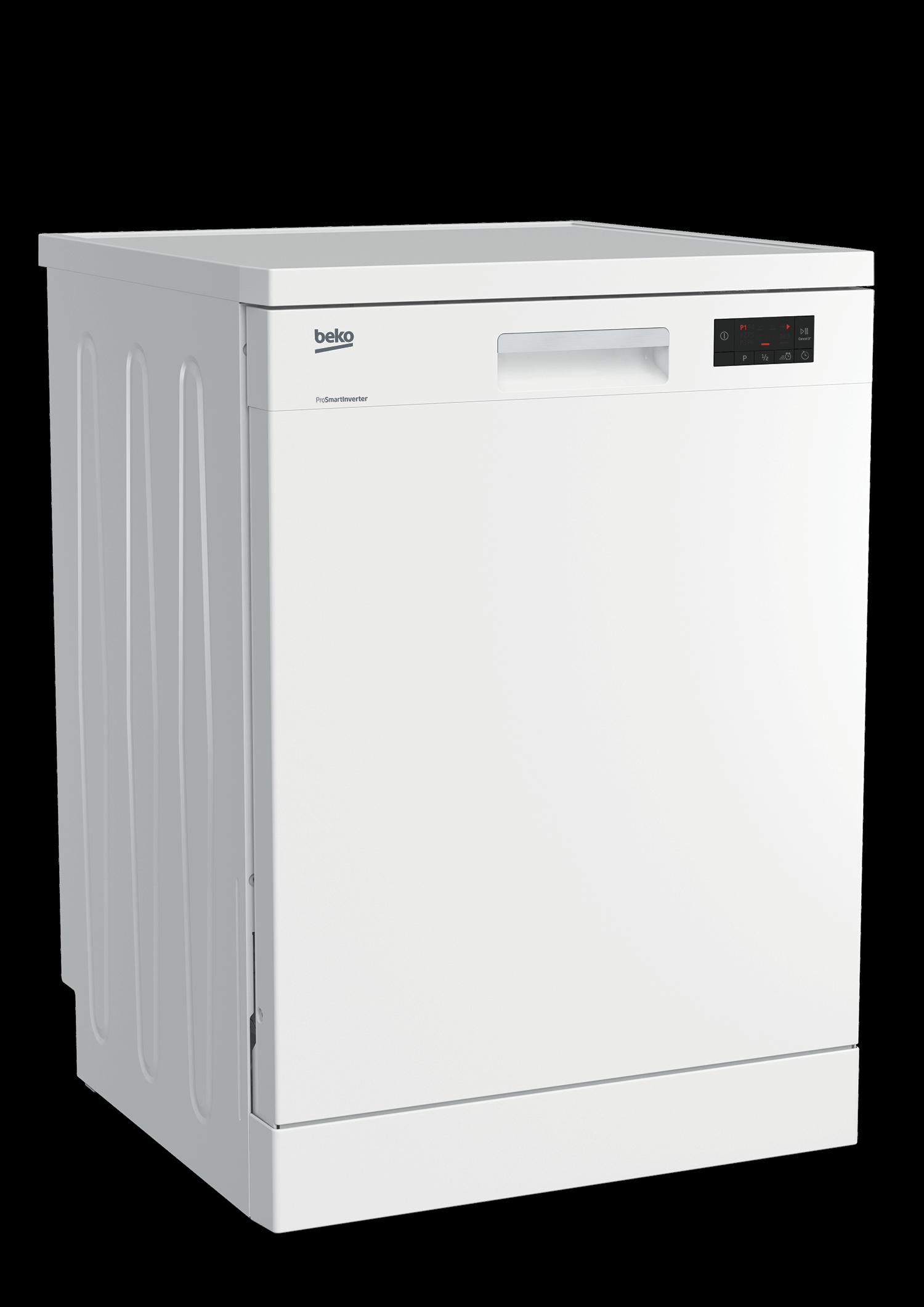 BEKO 6 Programmes Dishwasher DFN16421W