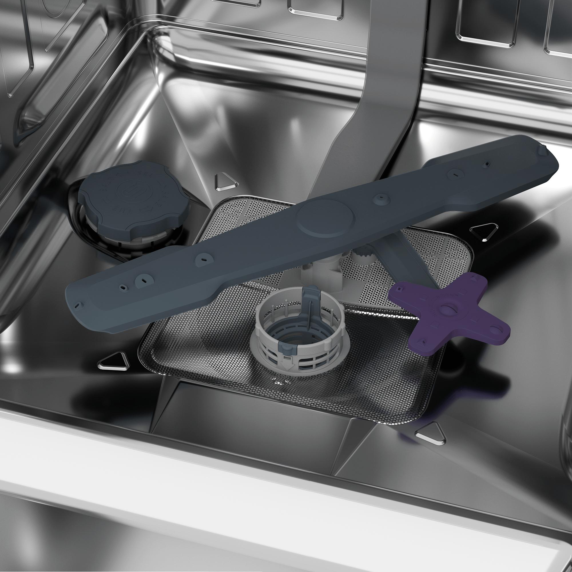 BEKO 8 Programmes Integrated Dishwasher DIN48425