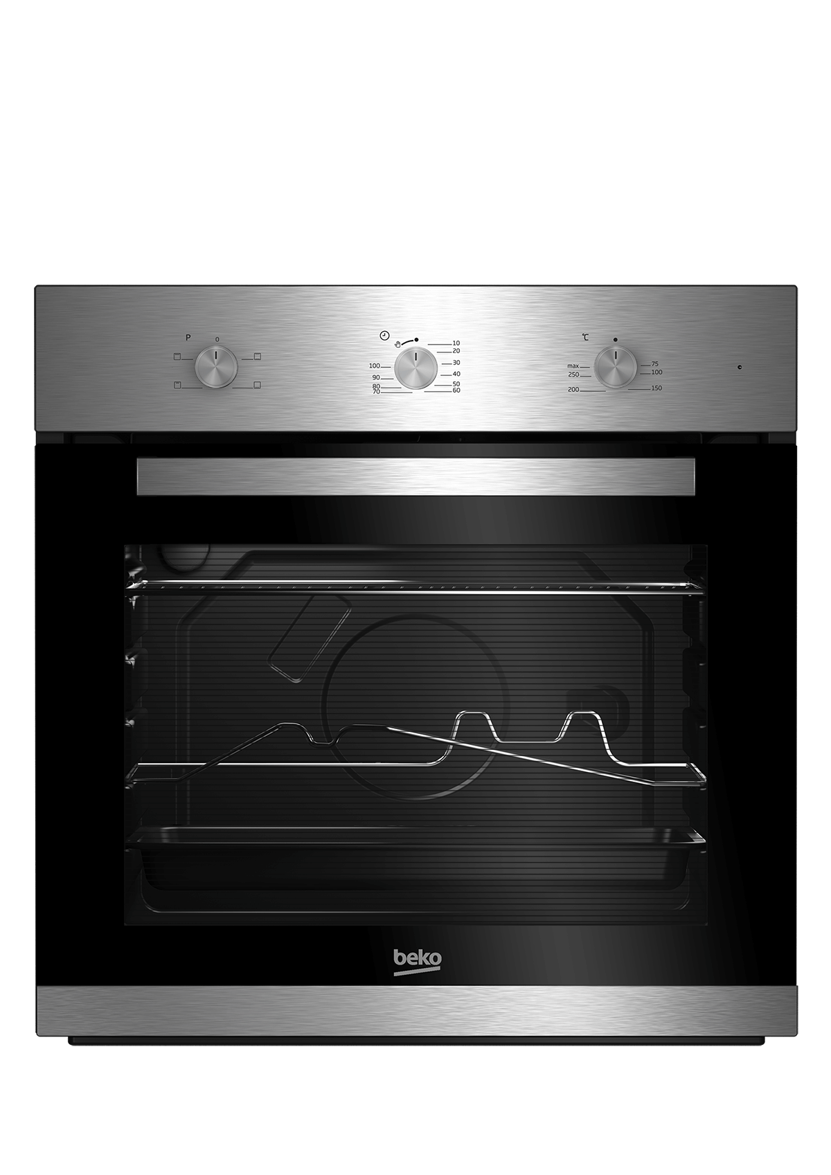 BEKO 60cm Built In Electric Oven BICT22100X