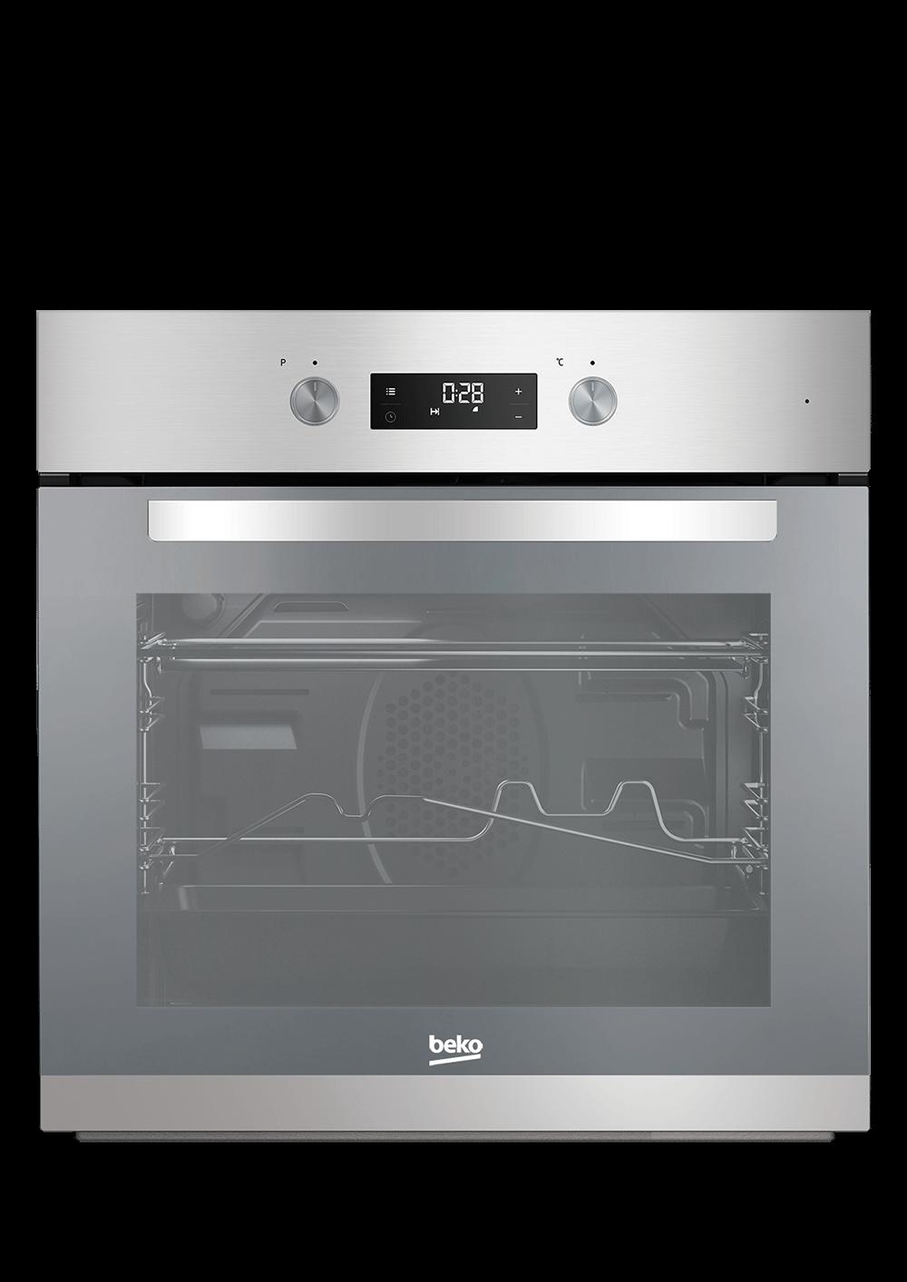 BEKO 60cm Built In Electric Oven BIRT22300XMMS