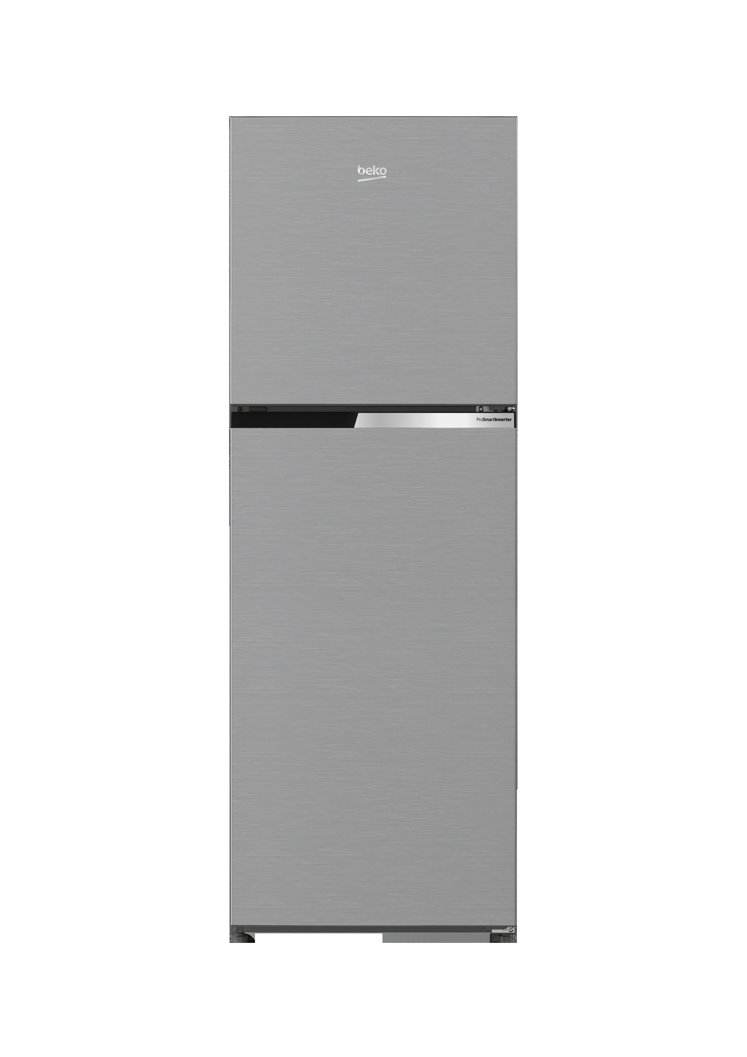 BEKO 250 Liter Top Freezer Refrigerator RDNT300XS