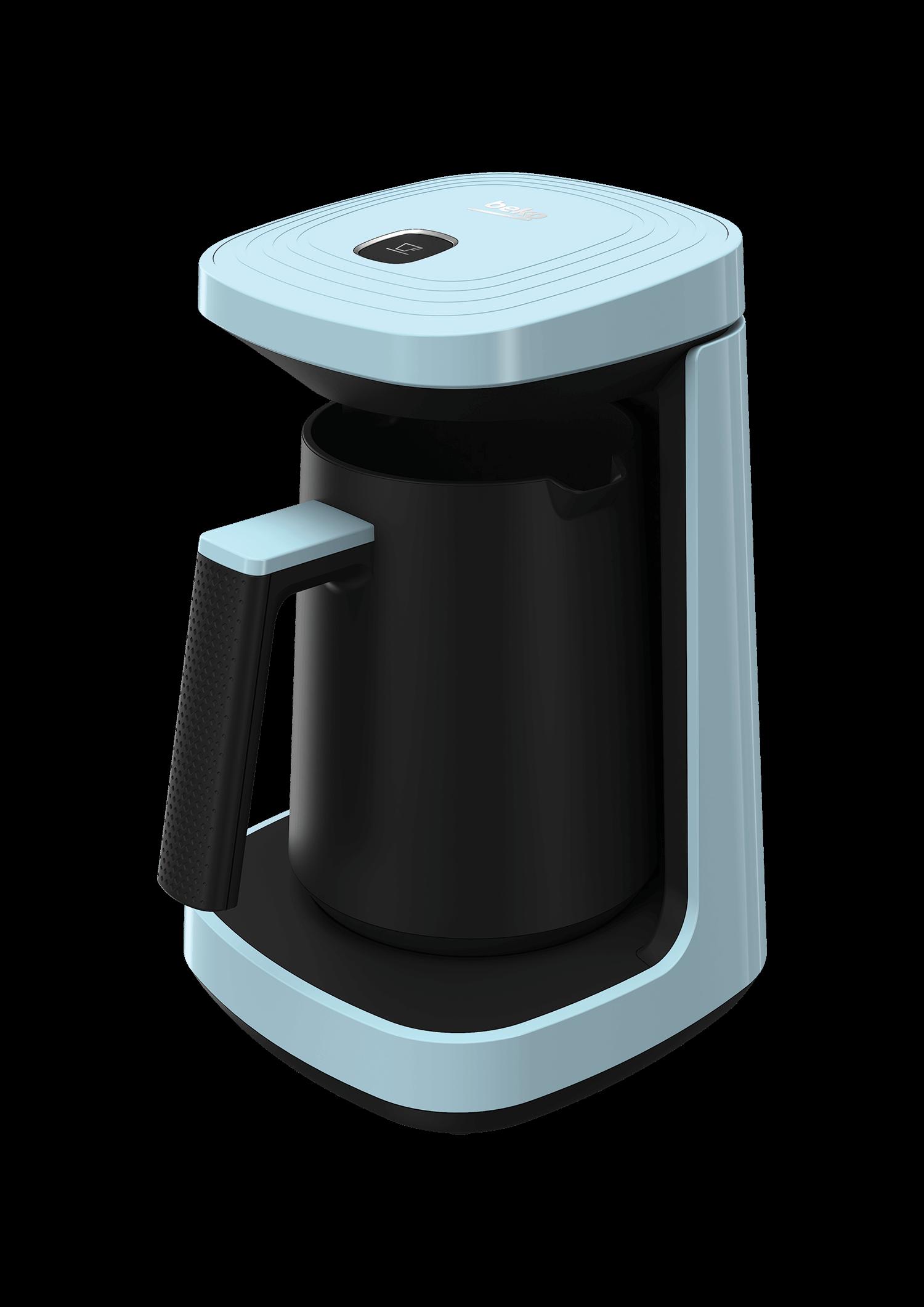 BEKO Turkish Coffee Machine 4 Cups TKM2940M