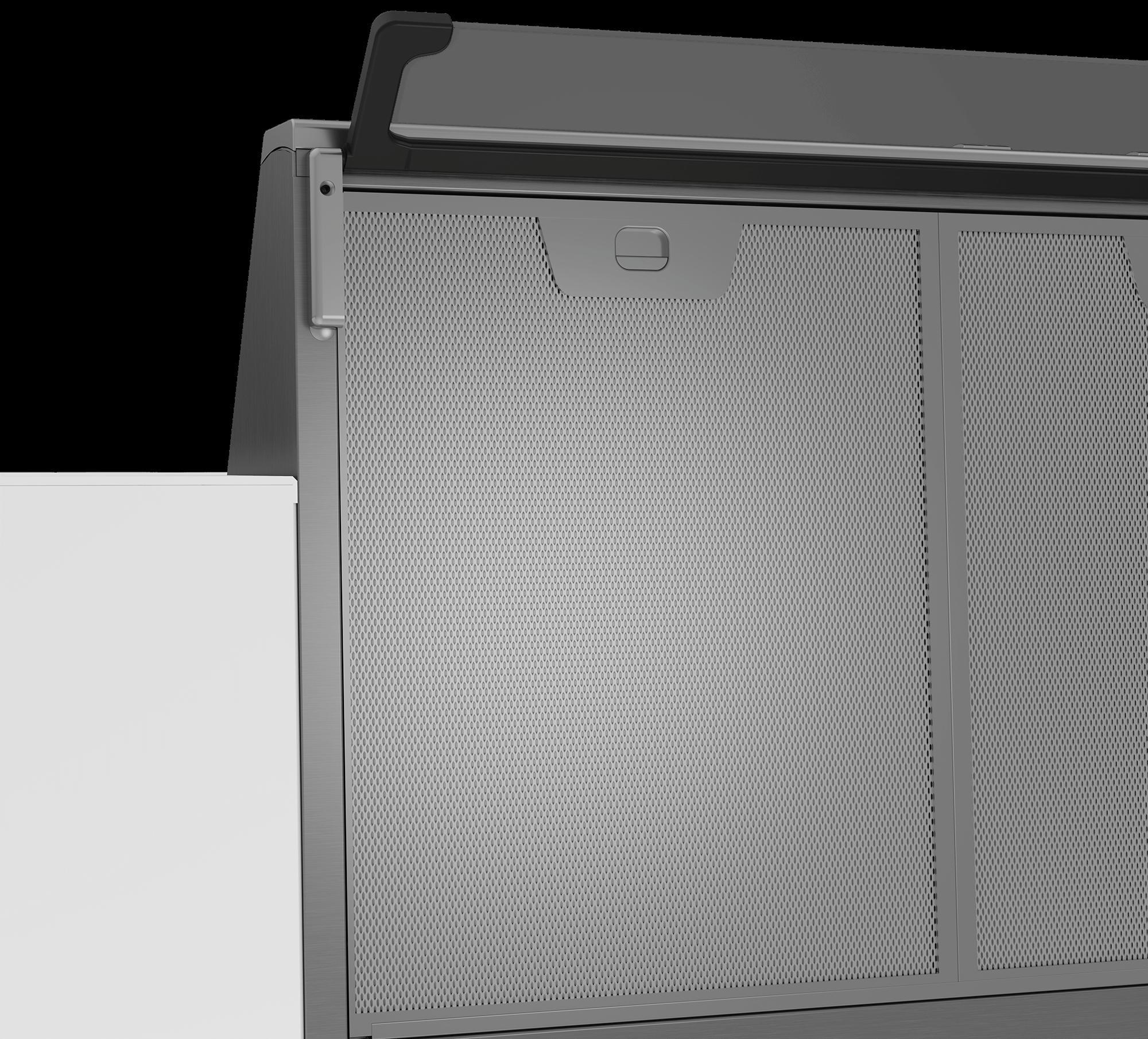 BEKO 60cm Ventilation Hood CFB6433XH
