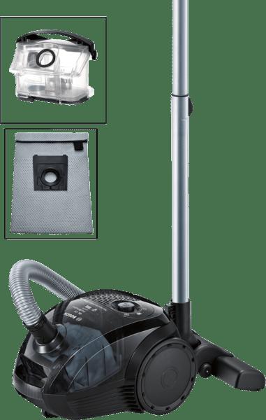 BOSCH Bagged 2400W Vacuum Cleaner BGL2U400GB