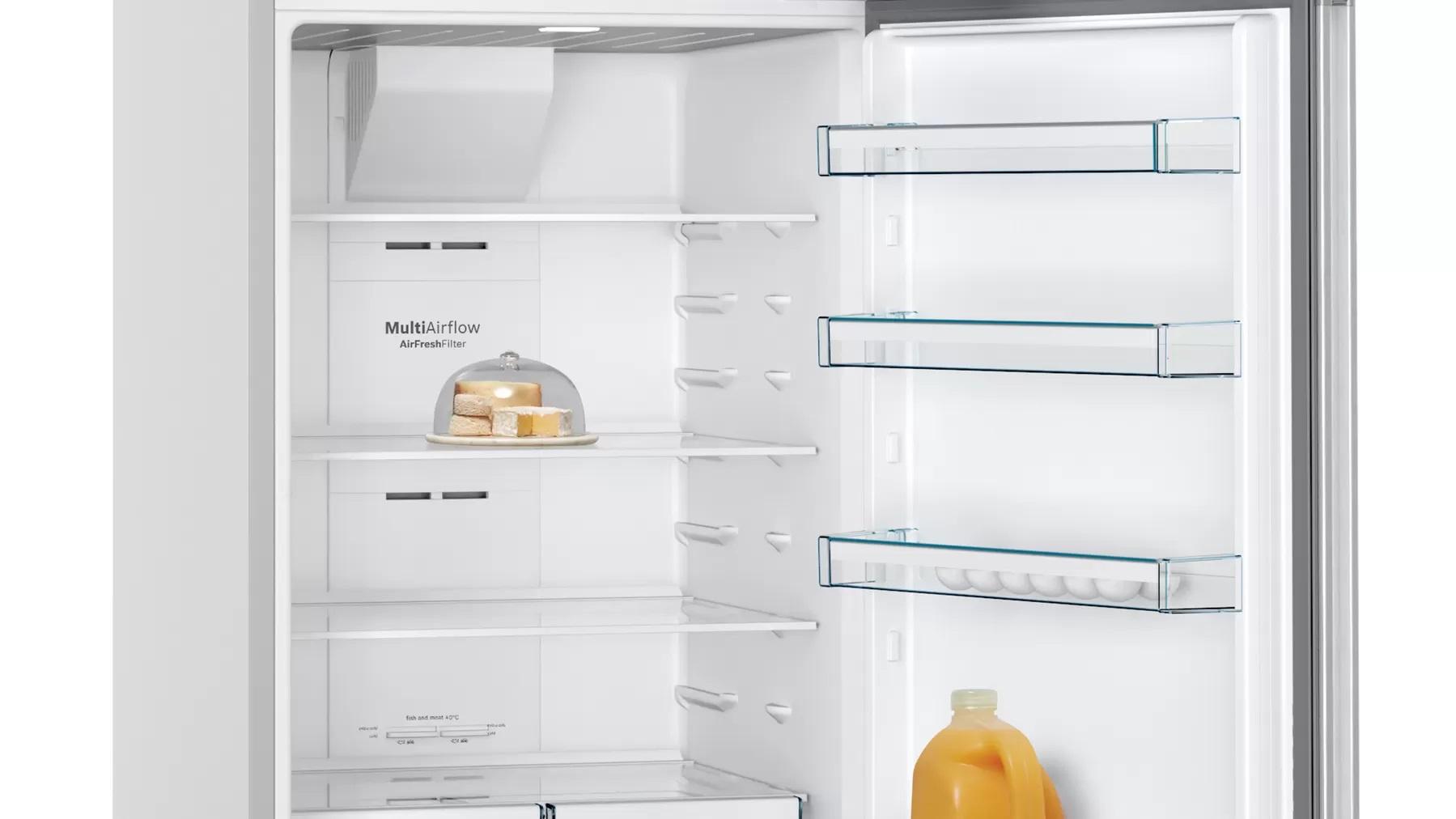 BOSCH 563 Litres Top Freezer Refrigerator KDN56XL30M