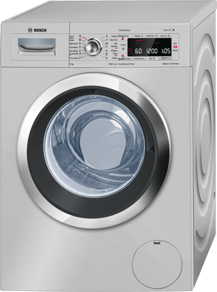 BOSCH 9 Kg Front Load Washing Machine WAW3256XGC