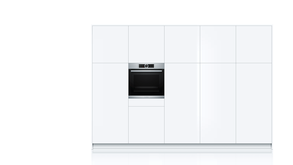 BOSCH 60cm Built In Electric Oven HBG655BS1M