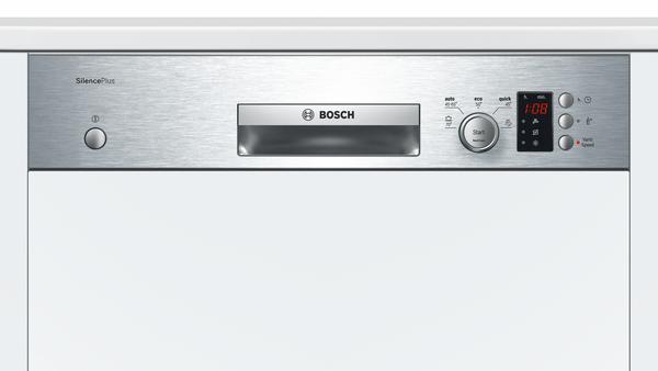 BOSCH 5 Programmes Intergrated Dishwasher SMI53D05GC
