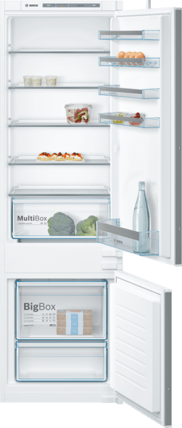 BOSCH 272 Litres Built In Bottom Freezer Refrigerator KIV87VS30M