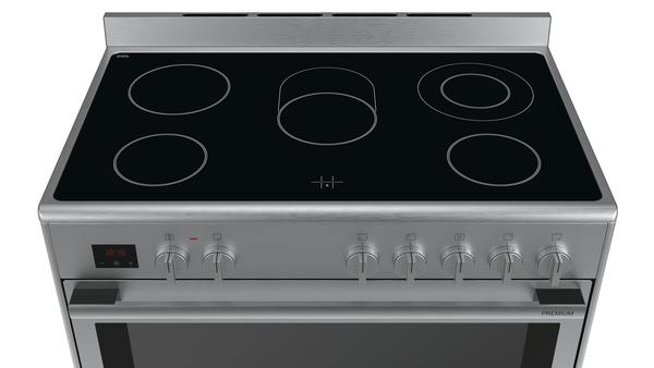 BOSCH 90cm Electric Cooker HCB738357M