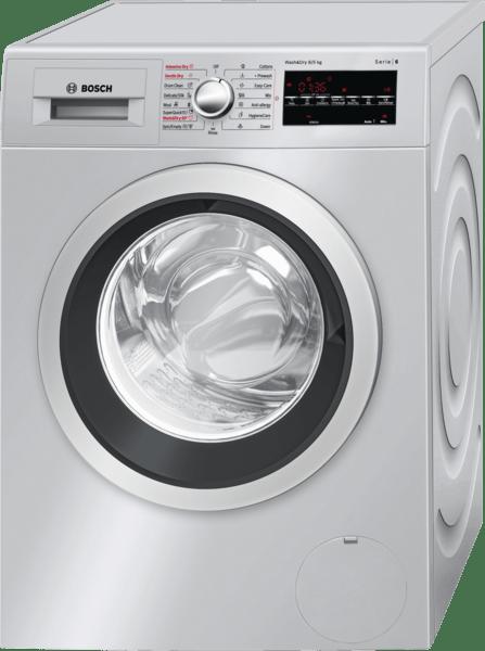 BOSCH 8 Kg Front Load Washer Dryer WVG3046SGC