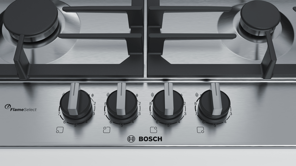 BOSCH 60cm Built In Gas Hob PCP6A5B90M