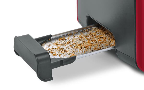 BOSCH 2 Slice Pop Up  Toaster TAT6A114GB