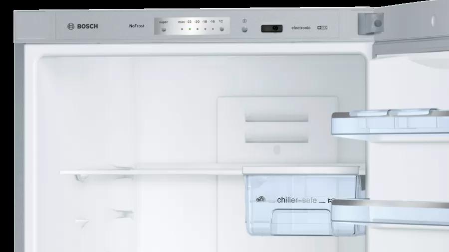 BOSCH 505 Litres Bottom Freezer Refrigerator KGN57VL20M