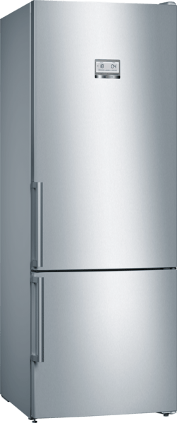 BOSCH 559 Litres Bottom Freezer Refrigerator KGN56HI30M