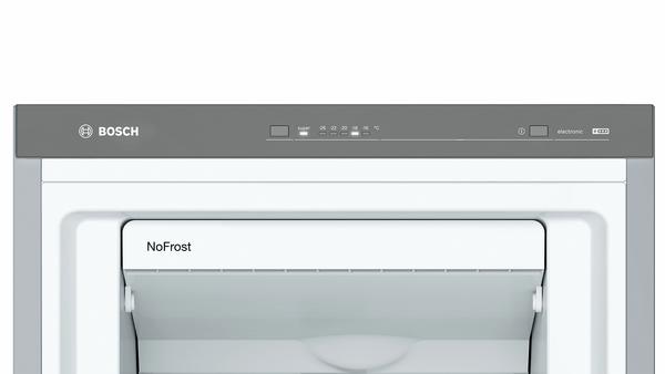 BOSCH 242 Liters  Upright Freezer GSN36VL3PG
