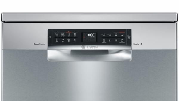 BOSCH 6 Programmes Dishwasher SMS68TI20M