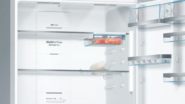 BOSCH 682 Litres Bottom Freezer Refrigerator KGN86AI30M