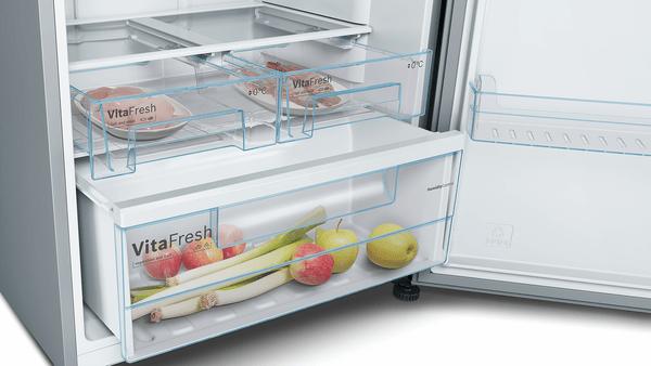 BOSCH 526 Litres Top Freezer Refrigerator KDN65VI20M