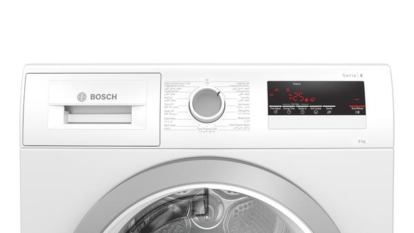 BOSCH 8 Kg Tumble Dryer WTN86200GC