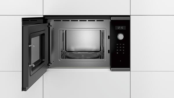 BOSCH 20 Liters Built In Microwave BFL524MS0M