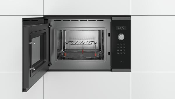 BOSCH 25 Liters Built In Microwave BEL554MS0M