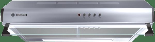 BOSCH 60cm Built Under Cooker Hood DHU665CGB