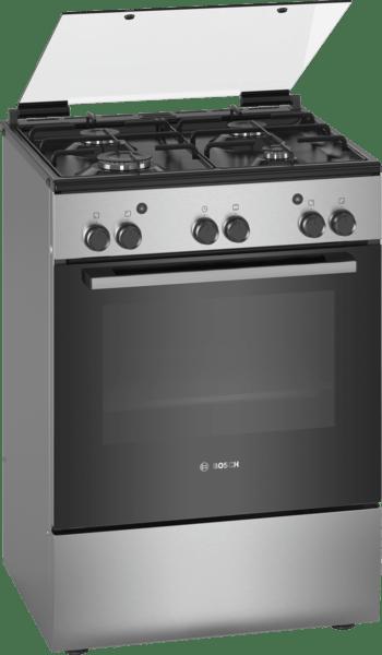 BOSCH 60cm Gas Cooker HGA120B51M