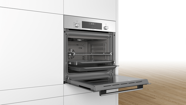 BOSCH 60cm Built In Electric Oven HBJ354YS0M