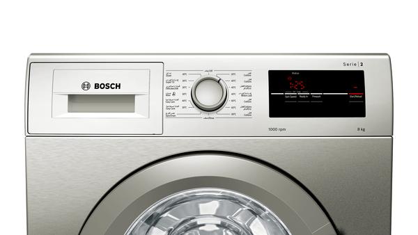 BOSCH 8 Kg Front Load Washing Machine WAJ2018SGC