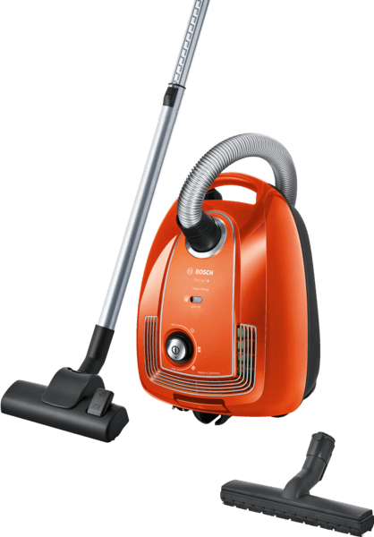 BOSCH Bagged 2200W Vacuum Cleaner BGLS4822GB