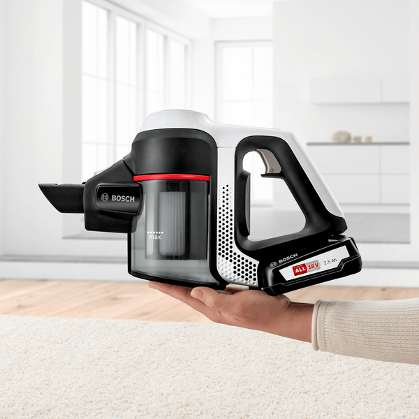 BOSCH Cordless Bagless Vacuum Cleaner BCS612GB