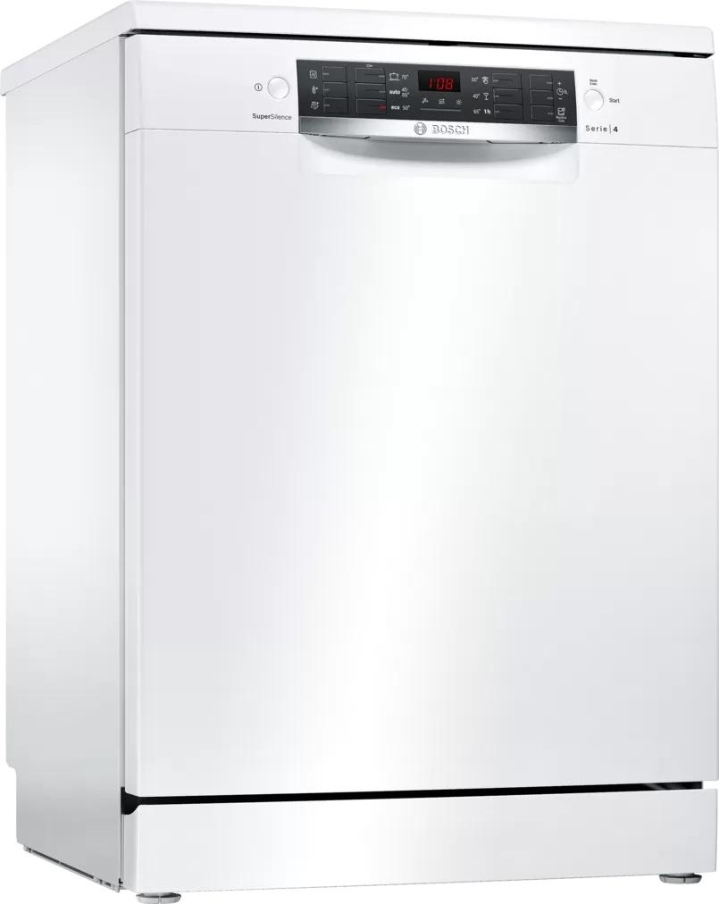 BOSCH 6 Programmes Dishwasher SMS46NW10M