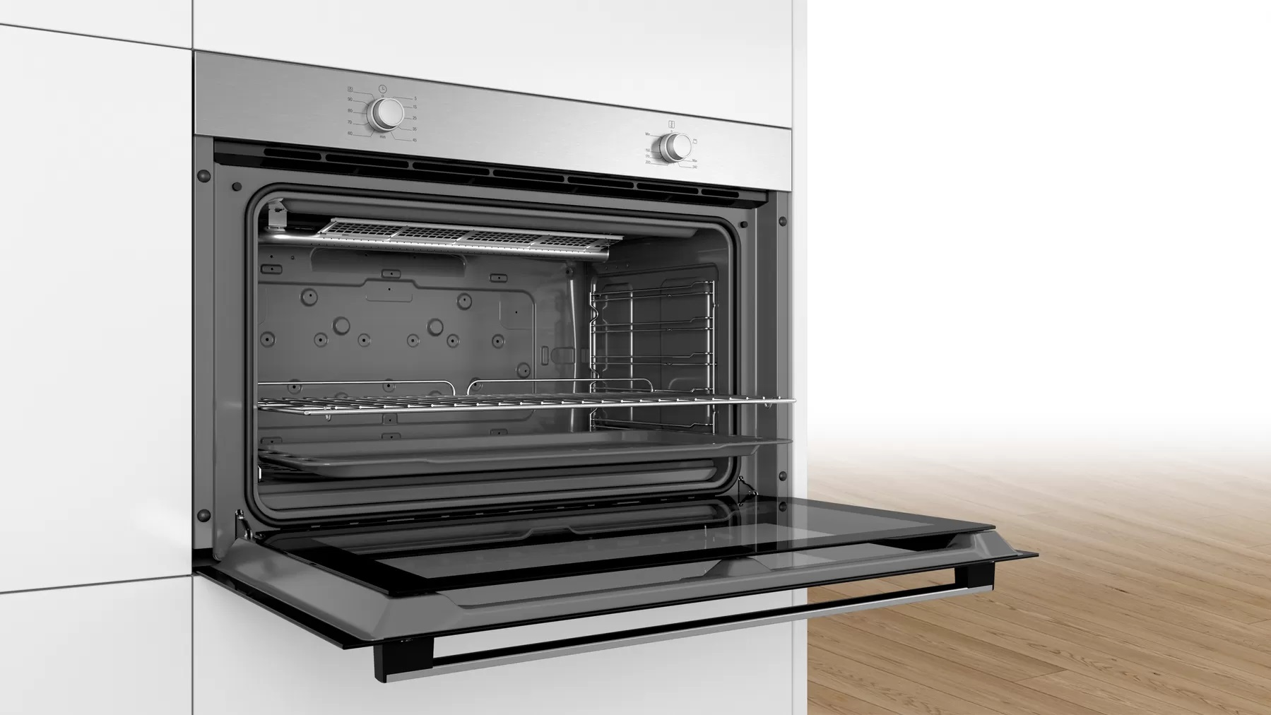 BOSCH 90cm Built In Gas Oven VGD011BR0M